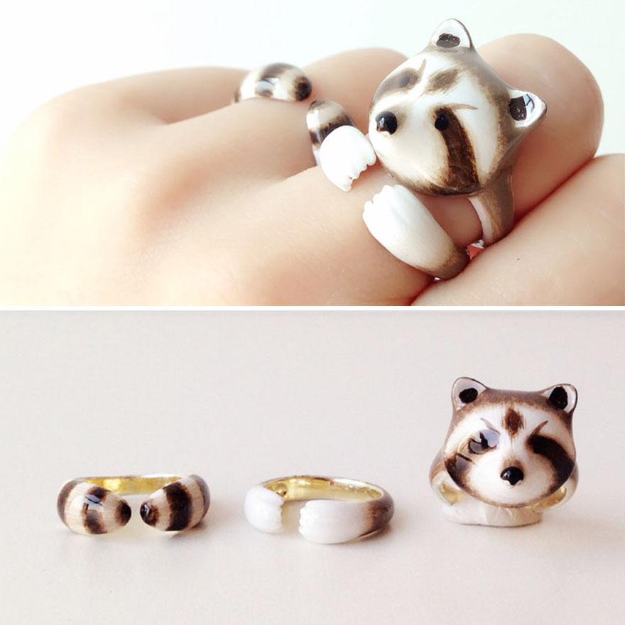 anillos animales 7