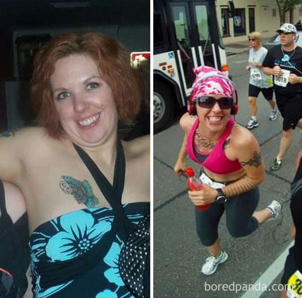 antes y despues de gente que dejo de beber alcohol 15