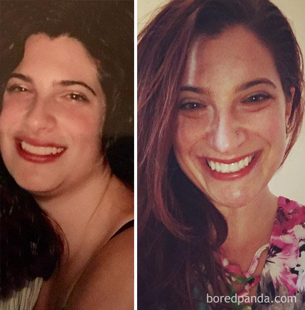 antes y despues de gente que dejo de beber alcohol 17