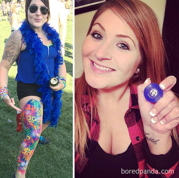 antes y despues de gente que dejo de beber alcohol 19
