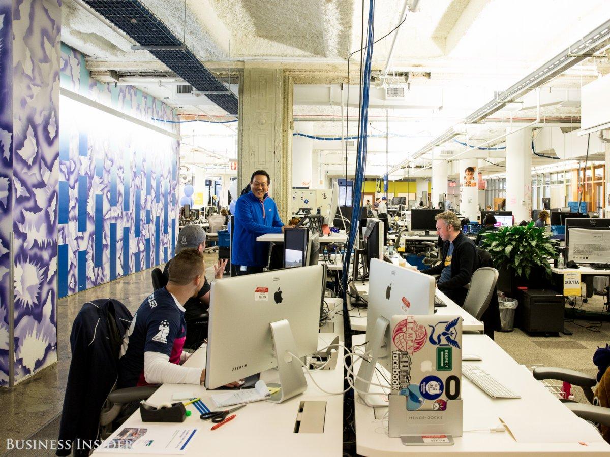 asís son las oficinas de facebook de Nueva York 1