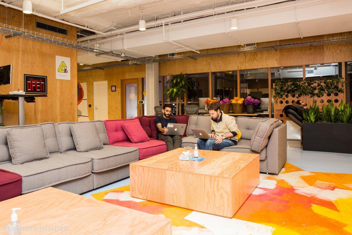 asís son las oficinas de facebook de Nueva York 10