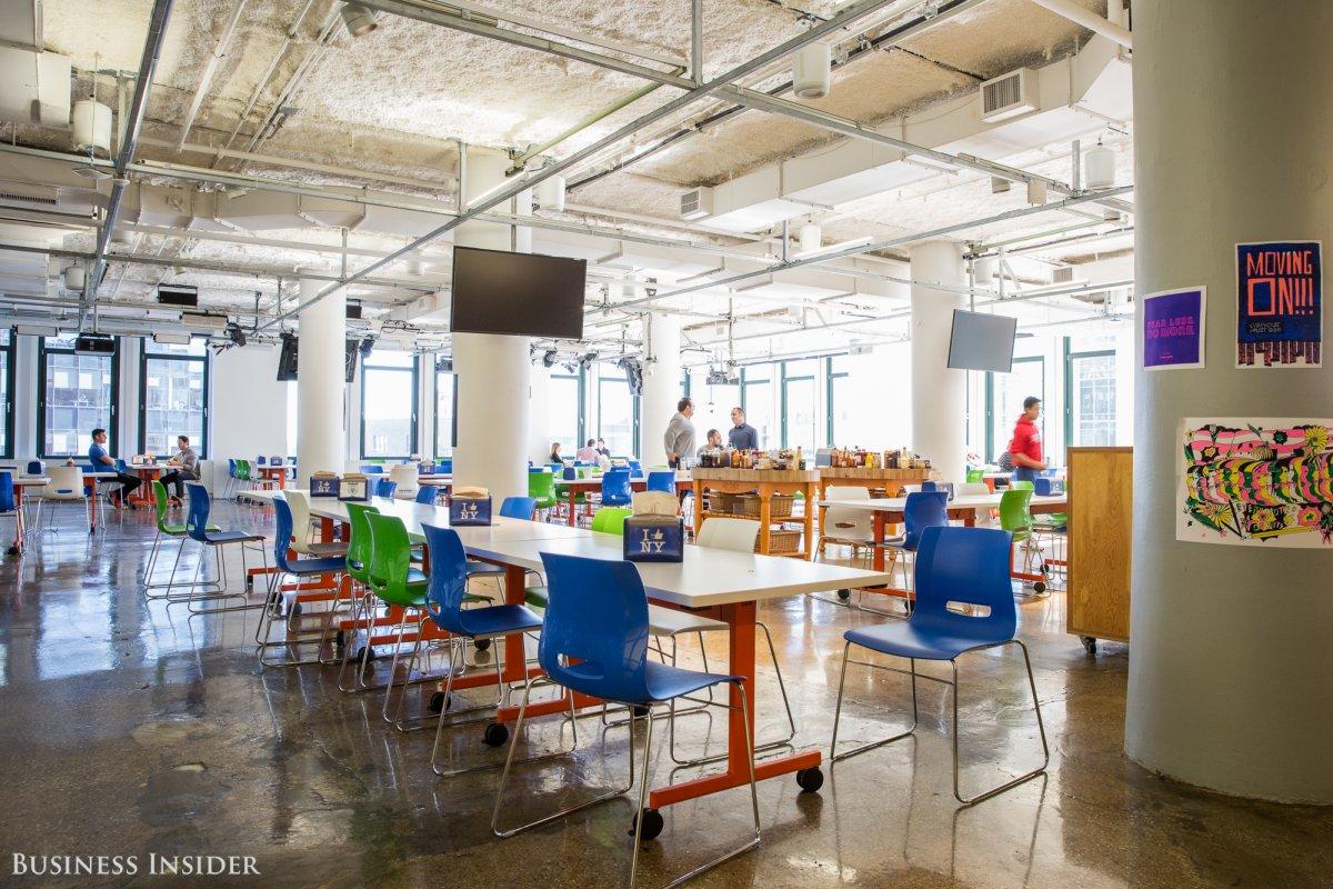asís son las oficinas de facebook de Nueva York 17