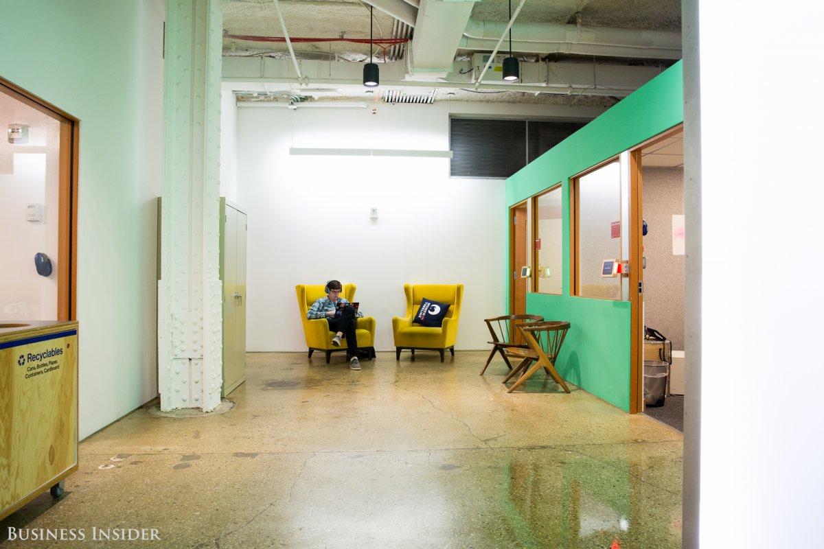 asís son las oficinas de facebook de Nueva York 2
