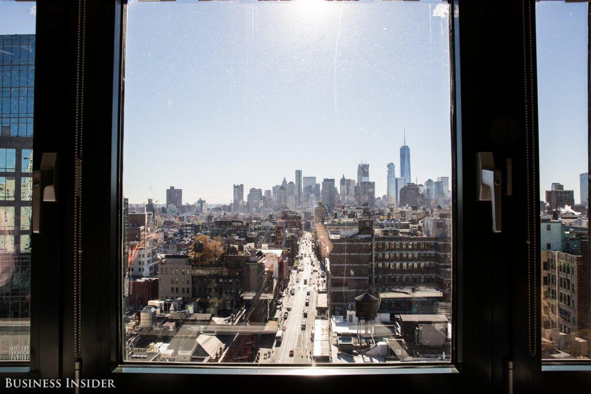 asís son las oficinas de facebook de Nueva York 32