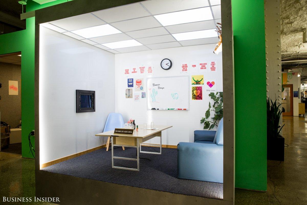 asís son las oficinas de facebook de Nueva York 6