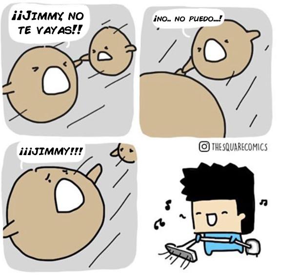 comic cuadriculados por thesquarecomics 2