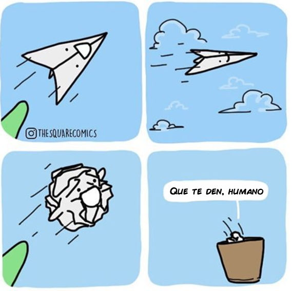 comic cuadriculados por thesquarecomics 4