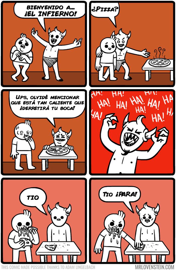 comics de humor negro bastante graciosos 11