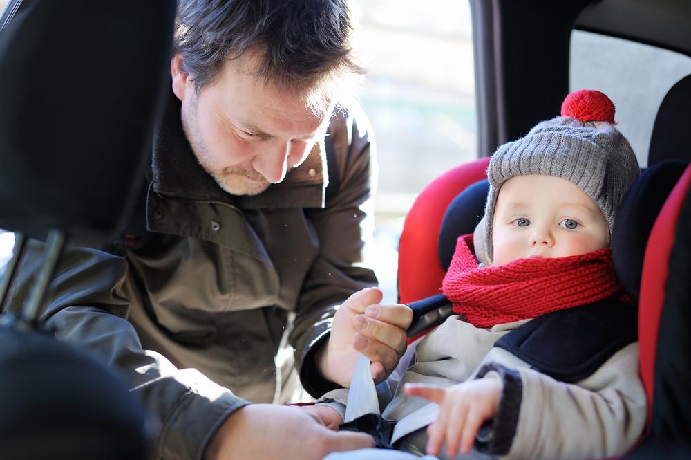 consejos para ninos y cinturon de seguridad