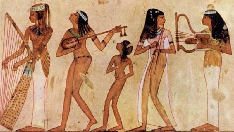 costumbres extranas de los antiguos egipcios 10
