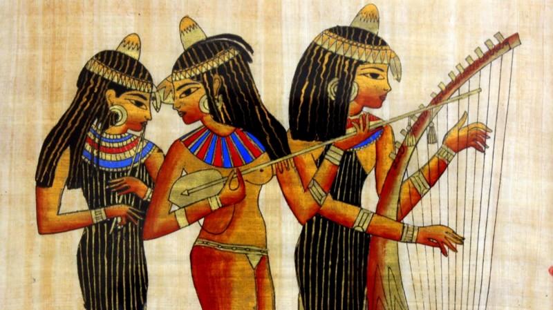 costumbres extranas de los antiguos egipcios 2