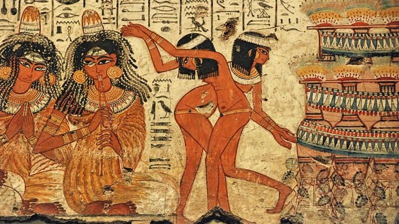 costumbres extranas de los antiguos egipcios 3