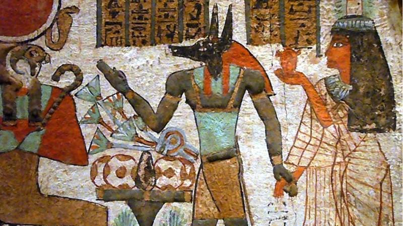 costumbres extranas de los antiguos egipcios 4