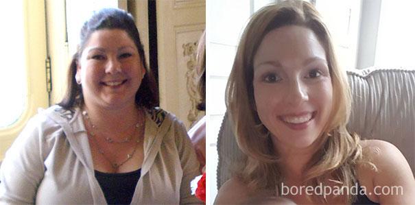 el antes y despues de personas que dejaron el alcohol 11