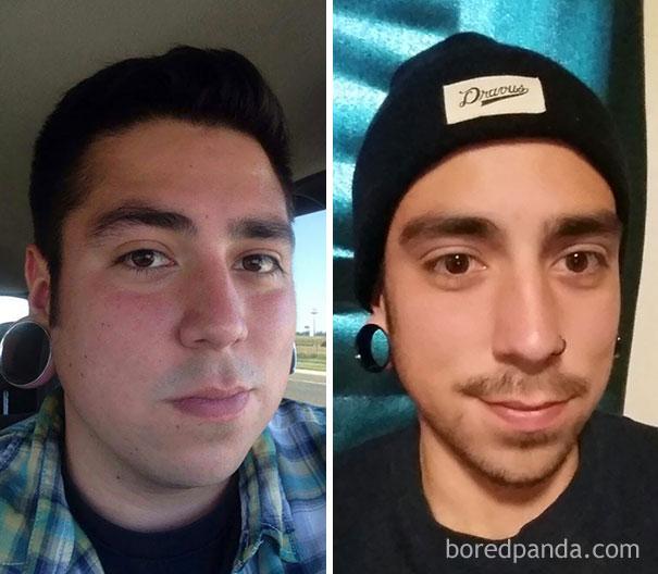 el antes y despues de personas que dejaron el alcohol 16