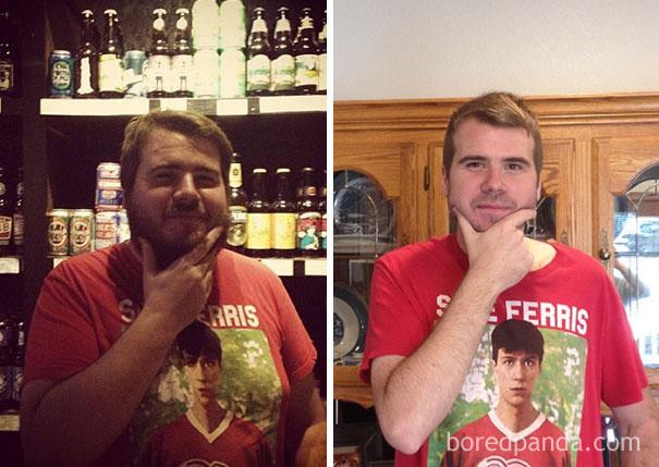 el antes y despues de personas que dejaron el alcohol 19