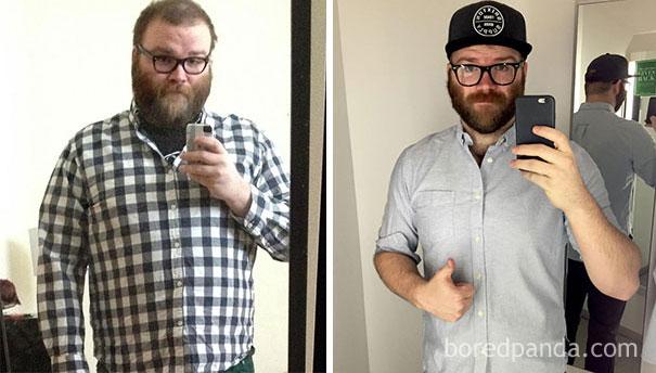 el antes y despues de personas que dejaron el alcohol 6