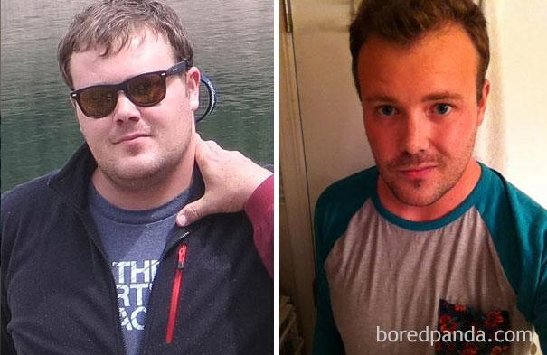 el antes y despues de personas que dejaron el alcohol 7