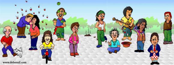 ilusion personas 4