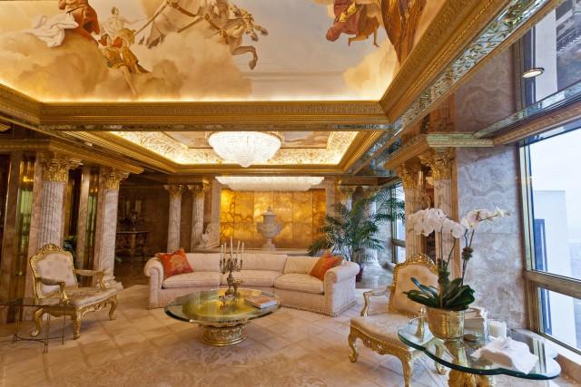 las casa gigantescas de Donald Trump 7