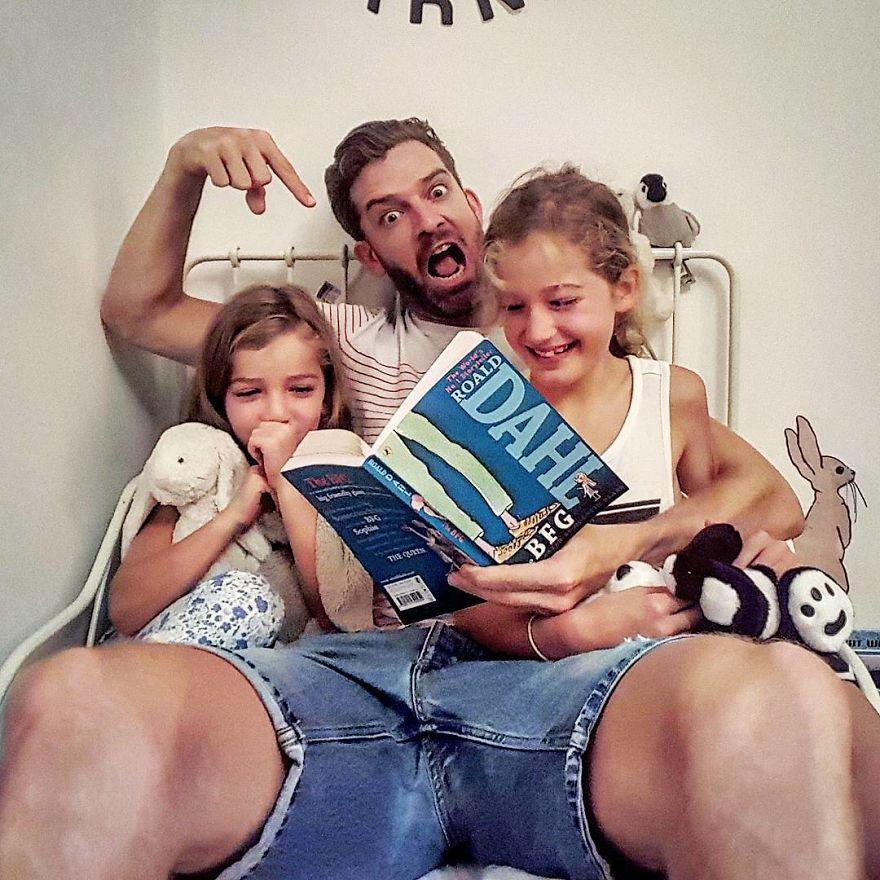 padre 4 hijas 19