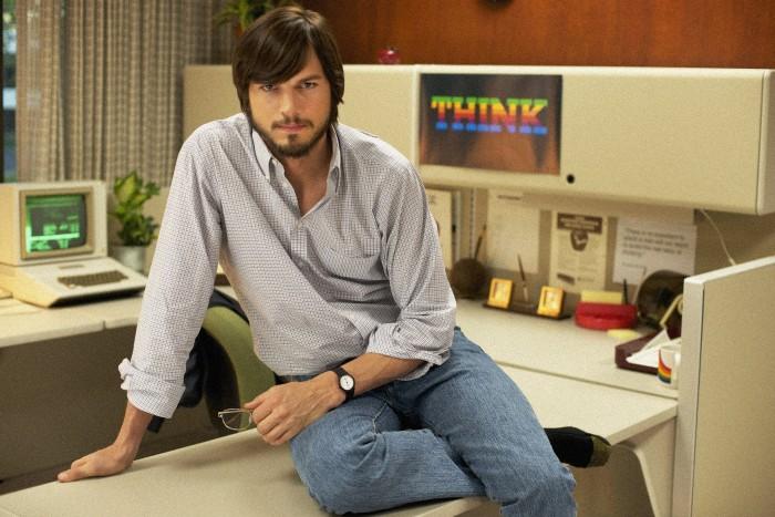 stebe jobs ashton kutcher
