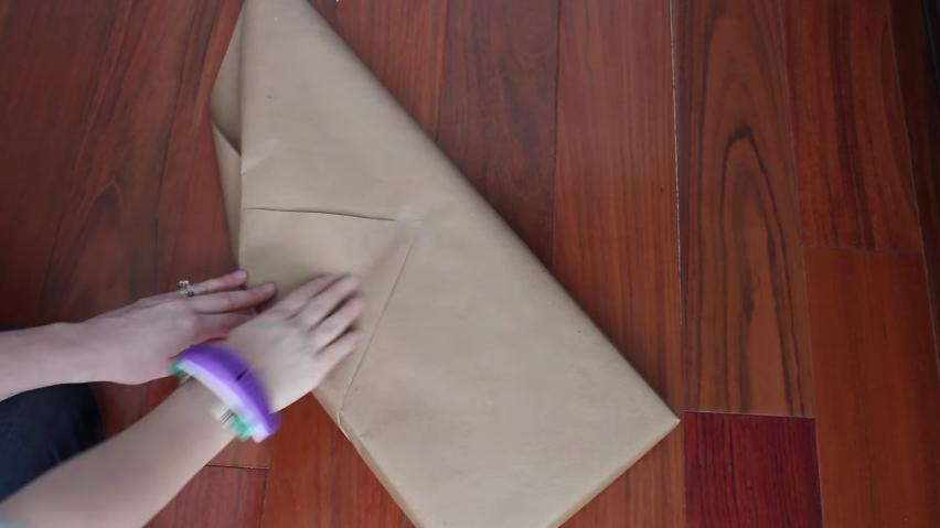 trucos para envolver regalos 10