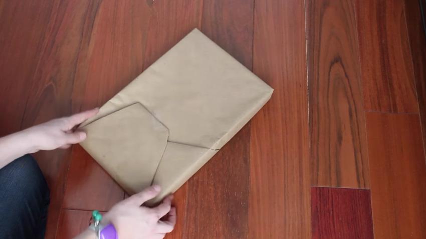 trucos para envolver regalos 12