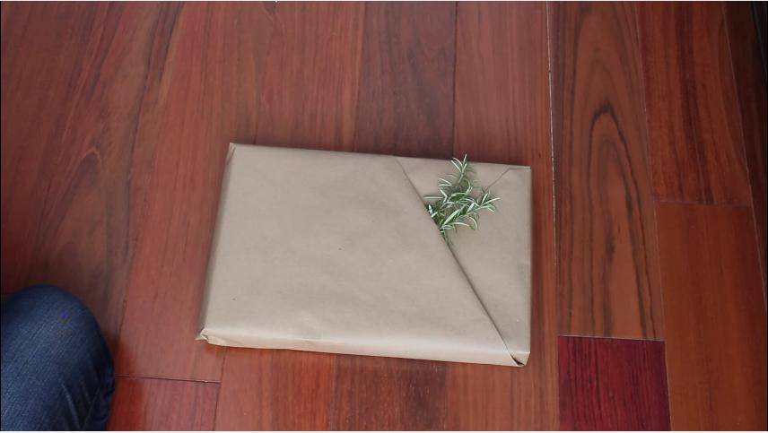 trucos para envolver regalos 13