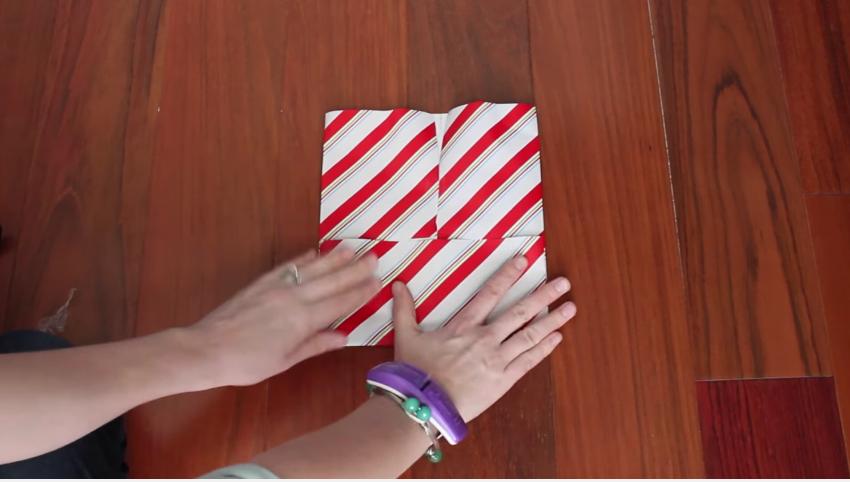 trucos para envolver regalos 15
