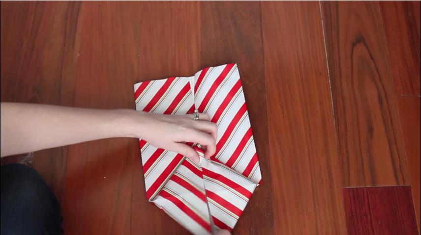 trucos para envolver regalos 16
