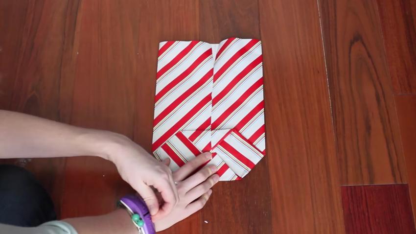 trucos para envolver regalos 17