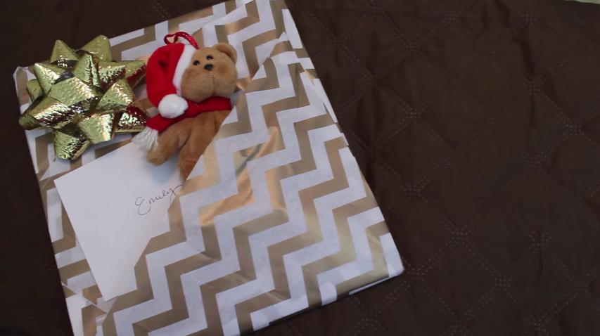 trucos para envolver regalos 7