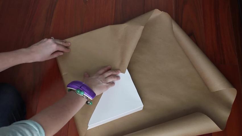 trucos para envolver regalos 8