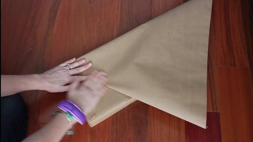 trucos para envolver regalos 9