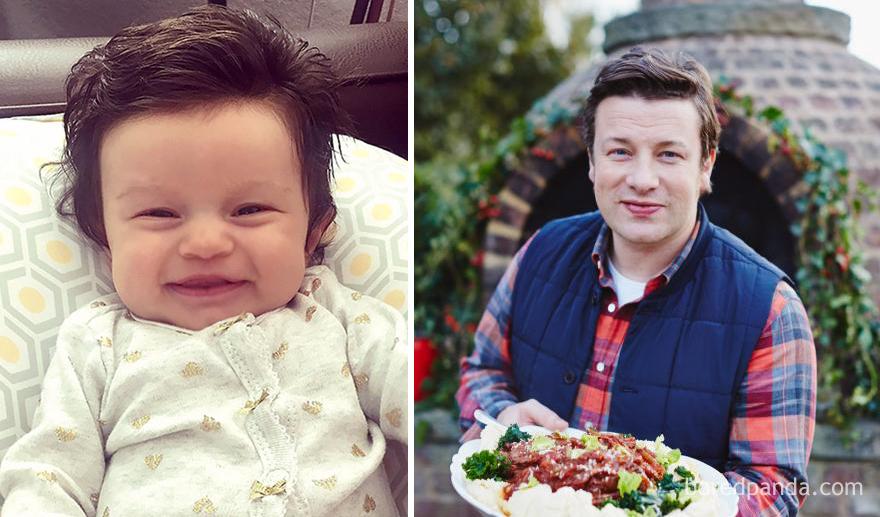 David Kaplan , Jamie Oliver