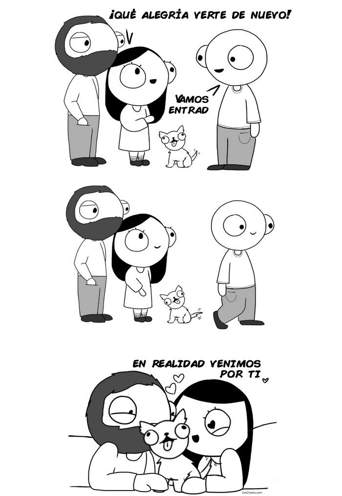 comics de catana sobre su relacion con su novio 5