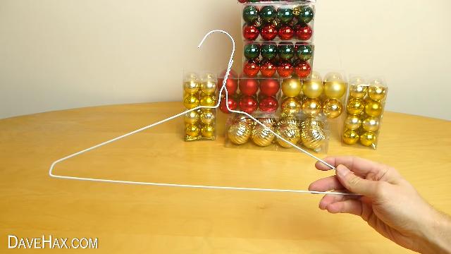 como hacer tu propia guirnalda de navidad 1