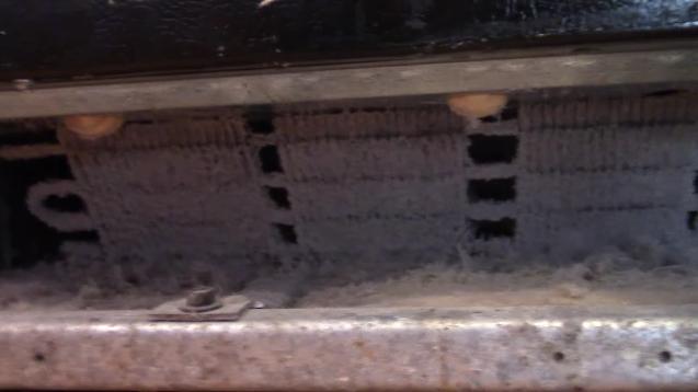 como limpiar las bobinas del frigorifico 6