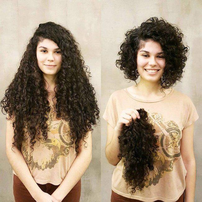 14 antes y despus que demuestran que un simple corte de pelo puede