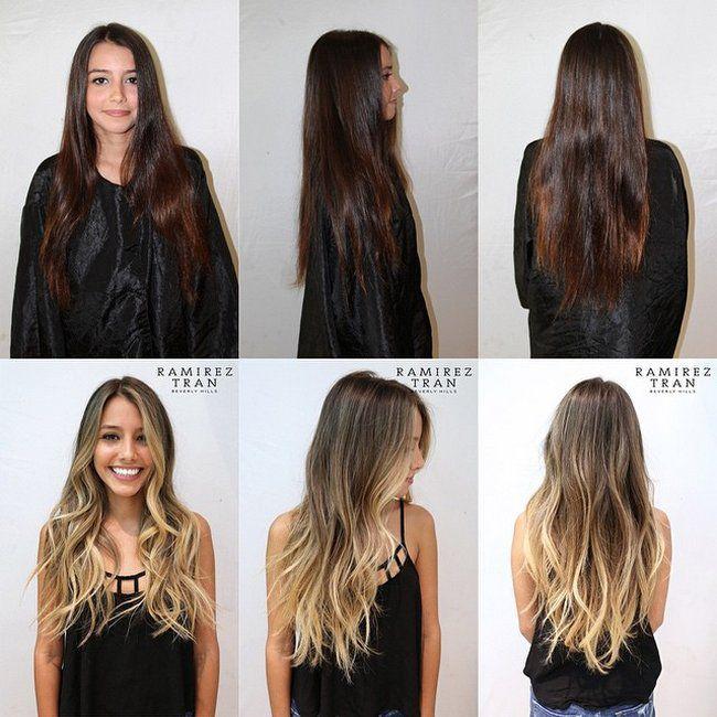 93d3e7d334 14 antes y después que demuestran que un simple corte de pelo puede ...