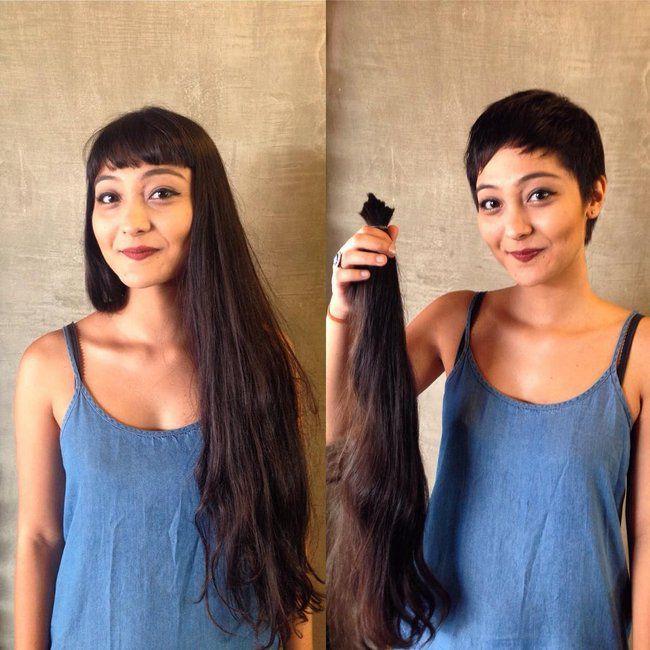 14 Antes Y Despues Que Demuestran Que Un Simple Corte De Pelo Puede - Cambios-de-pelo
