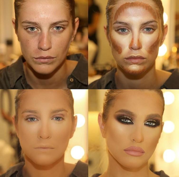 countoring make up 1