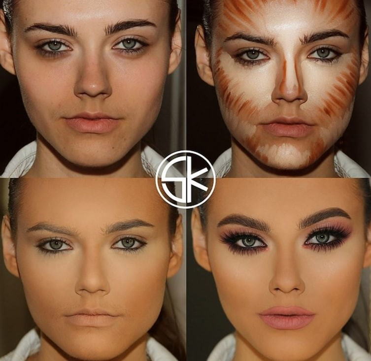 countoring make up 11