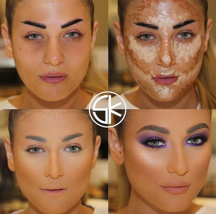 countoring make up 2