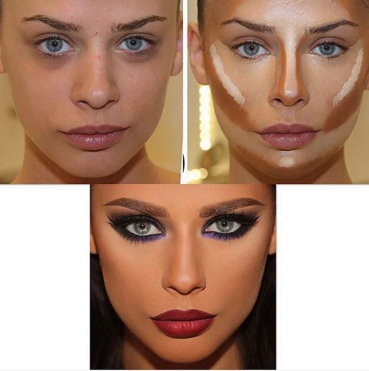 countoring make up 3