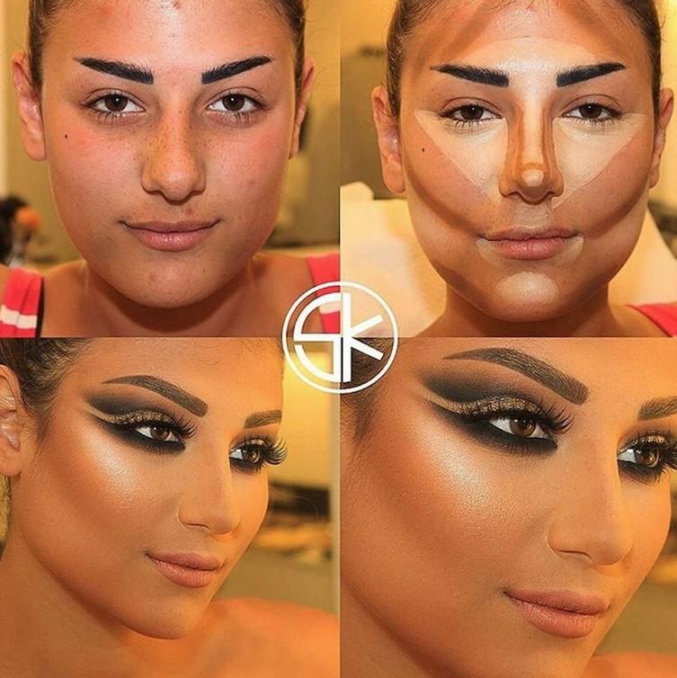 countoring make up 7
