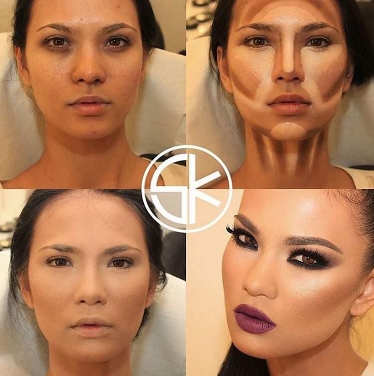 countoring make up 9
