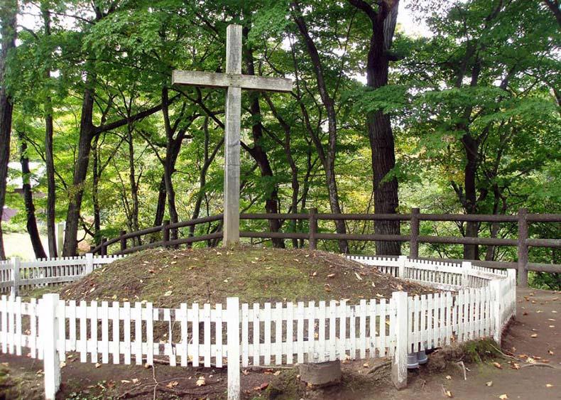 jesucristo murio en japon 2